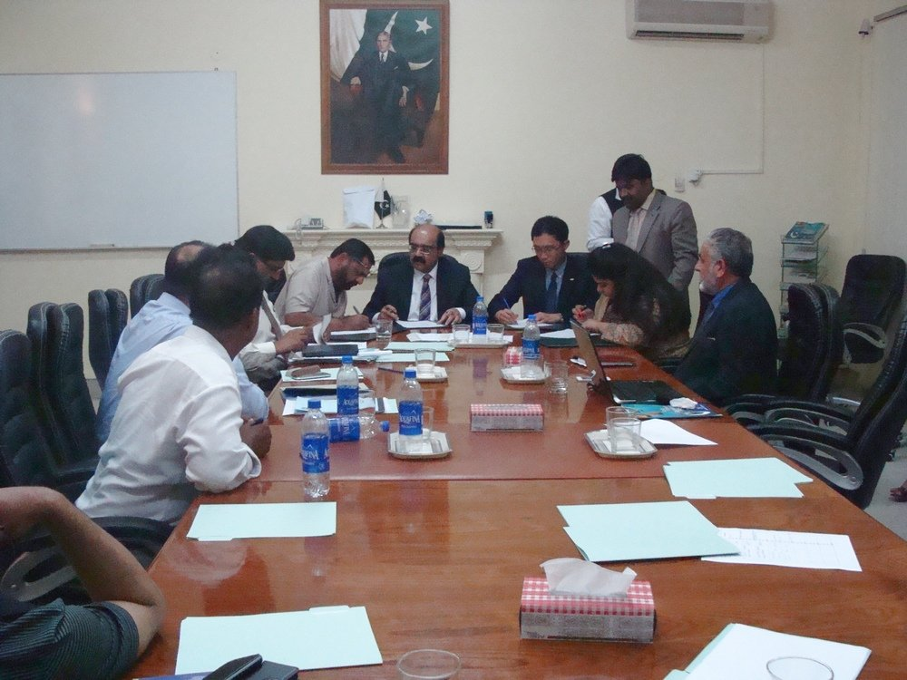 Execution Of Ajk Ia Direct Agreement And Water Use Direct Agreement